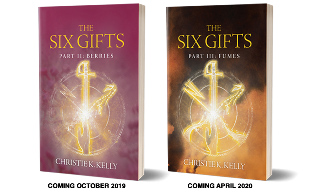 Six Gifts Upcoming Books